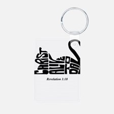 CAT: Christ Alive Today Keychains