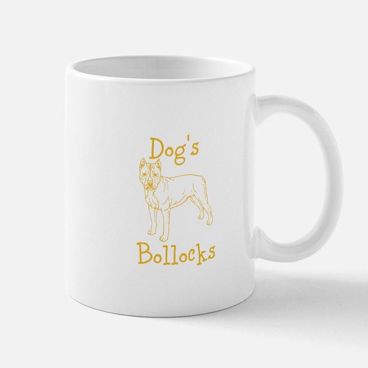 Dogs Bollocks Mugs