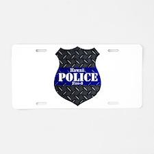 Police Hawaii Five 0 Alumin Aluminum License Plate