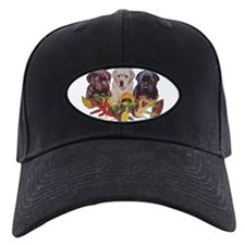 Labrador Art Baseball Hat