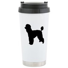 poodle 2 Travel Mug