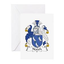 Naish Greeting Cards (Pk of 10)