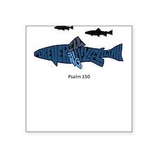 FISH: Forever I'll Sing Hallelujah Sticker