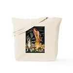 Fairies & Boxer Tote Bag