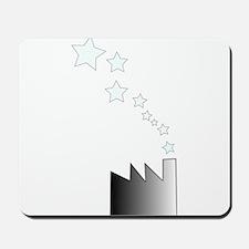 making stars Mousepad