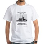 ABH Philadelphia White T-Shirt