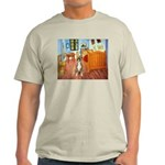 Room with a Boxer Light T-Shirt