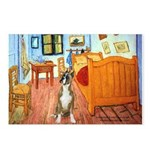 Room with a Boxer Postcards (Package of 8)