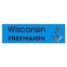 Masonic Bumper Bumper Sticker