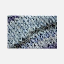 Knitwear 001 Rectangle Magnet