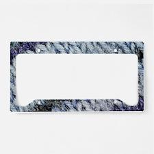 Knitwear 001 License Plate Holder