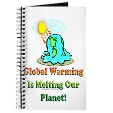 Melting Earth Journal