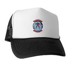VQ 3 Ironman Trucker Hat