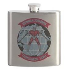 VQ 3 Ironman Flask