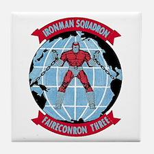 VQ 3 Ironman Tile Coaster