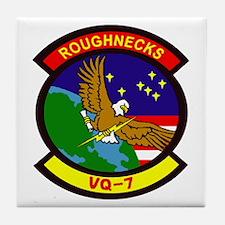 VQ 7 Roughnecks Tile Coaster