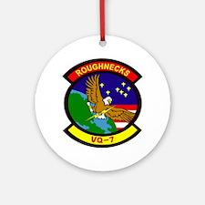 VQ 7 Roughnecks Ornament (Round)