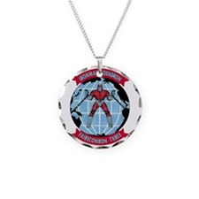VQ 3 Ironman Necklace