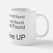 404 Group Message Mug