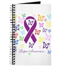 Lupus Multicolored Butterfly Awareness Journal