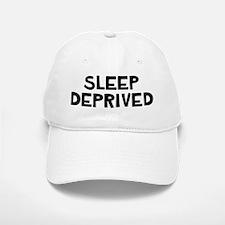 Sleep Deprived Sleep Depriver Baseball Baseball Cap