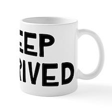 Sleep Deprived Sleep Depriver Small Mug