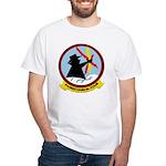 VQ 4 Shadows White T-Shirt