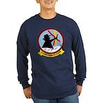 VQ 4 Shadows Long Sleeve Dark T-Shirt
