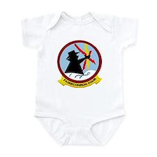 VQ 4 Shadows Infant Bodysuit