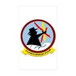 VQ 4 Shadows Sticker (Rectangle 10 Pk) Sticker (Re