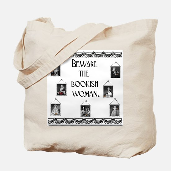 Cute Big books Tote Bag