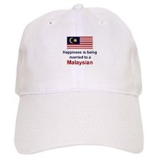Happily Married Malaysian Baseball Cap
