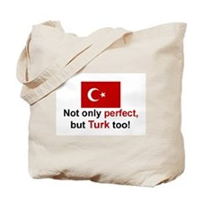 Perfect Turk Tote Bag