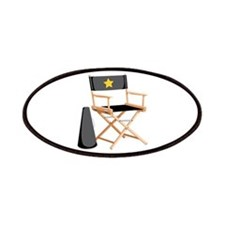 Director Chair Patches