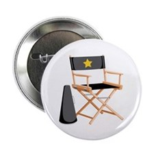 "Director Chair 2.25"" Button (100 pack)"
