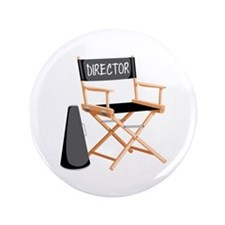 "Director 3.5"" Button (100 pack)"