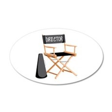 Director Wall Decal