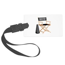 Director Luggage Tag