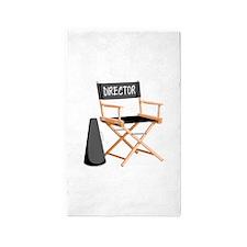 Director 3'x5' Area Rug