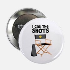 """I Call the Shots 2.25"""" Button (100 pack)"""
