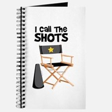 I Call the Shots Journal