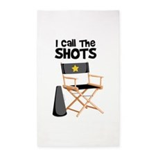 I Call the Shots 3'x5' Area Rug