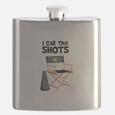 I Call the Shots Flask