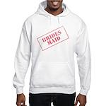 Bridesmaid Stamp Hooded Sweatshirt