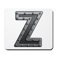 Z Metal Mousepad