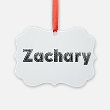 Zachary Metal Ornament
