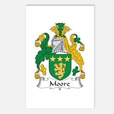 Moore Postcards (Package of 8)