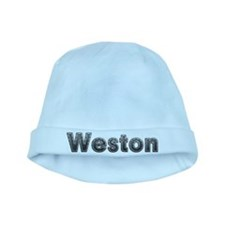 Weston Metal baby hat