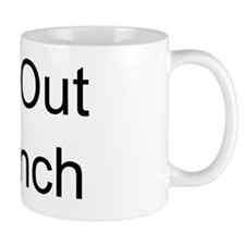 404 Out to lunch Mug