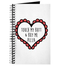 Pizza Love Journal